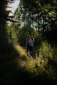 Malin & Mats preshoot inför bröllop