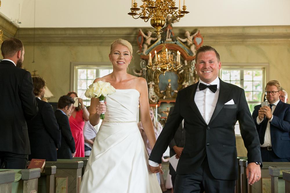 Sandra & Robin Djurö kyrka 2017