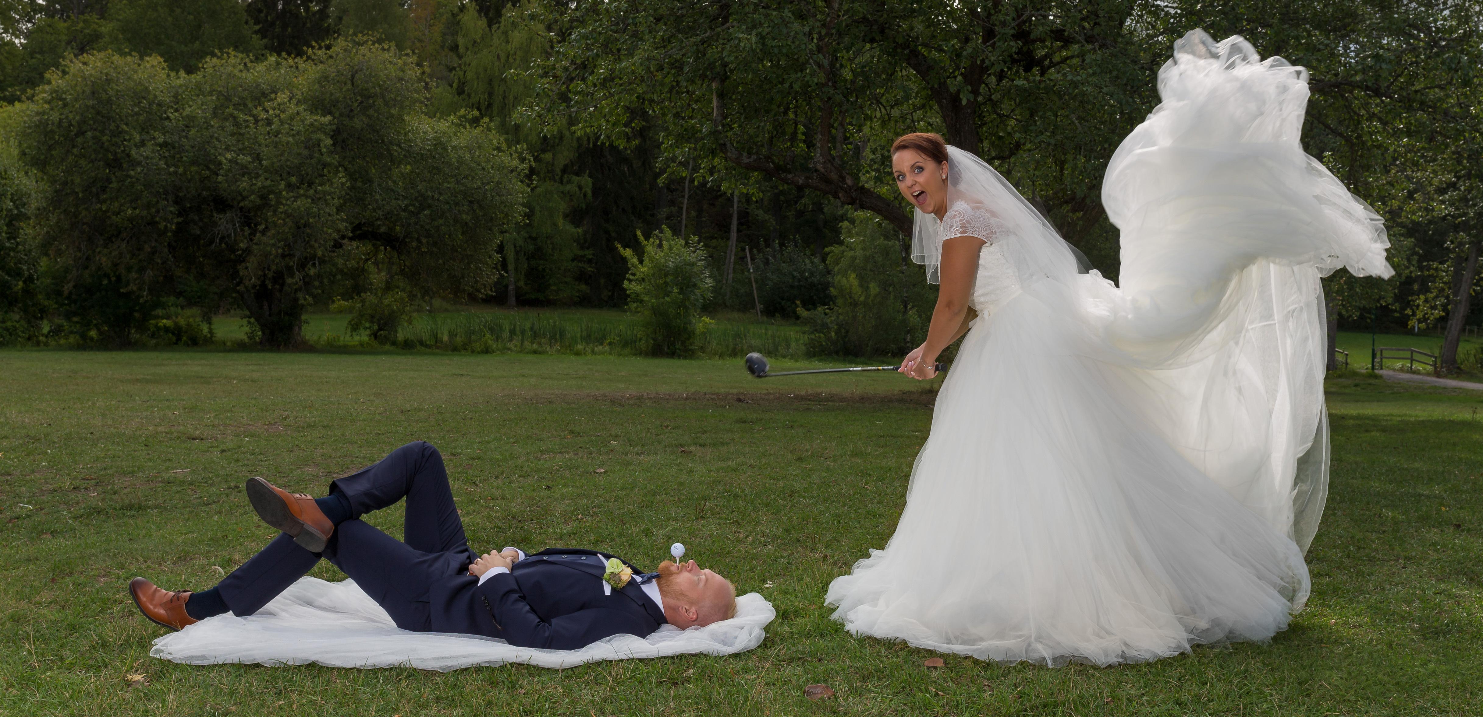 Bröllop Louise & Per 2018