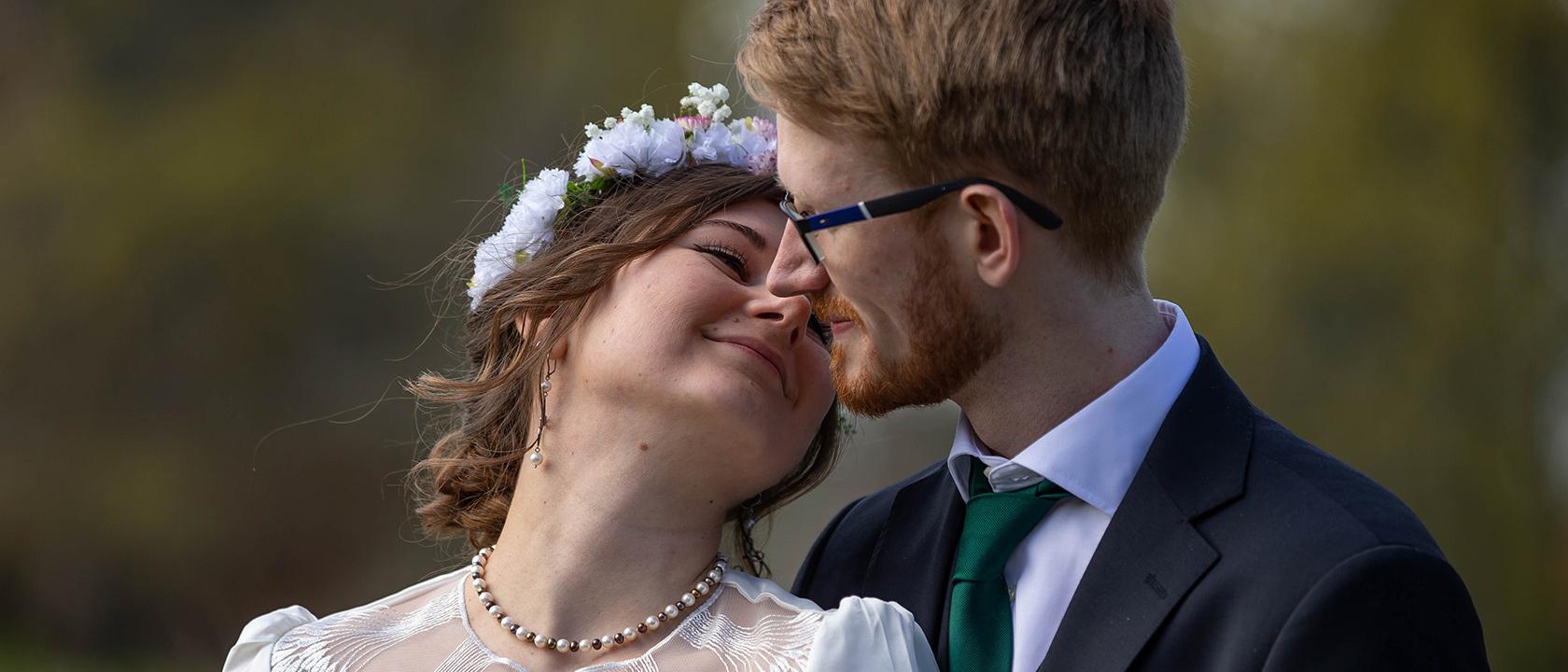 Bröllopsfotografering Emma & Erik 2020